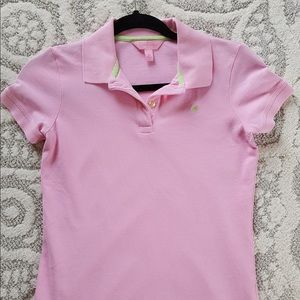 Lilly Pulitzer Polo Style Shirt